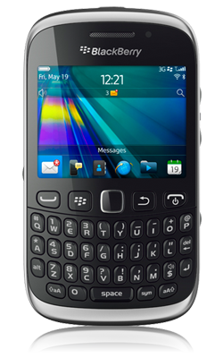 BlackBerry Curve 9320 voorkant