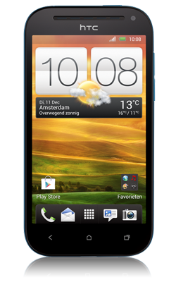 HTC One SV voorkant