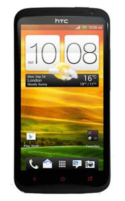 HTC One X Plus voorkant